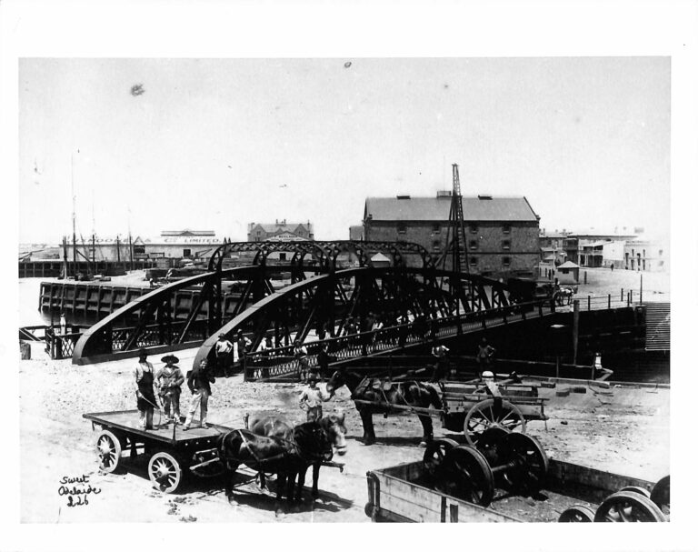 Robinsons Bridge Port Adelaide